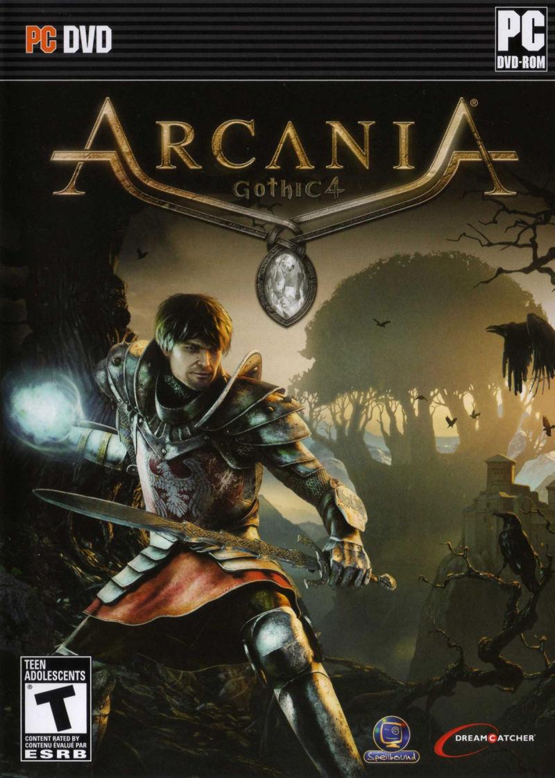 Arcania: Gothic 4 … मनोरंजक खेल