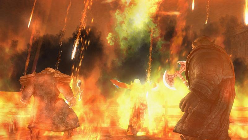 Огненная кара нечистивцев